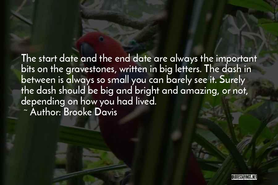 Brooke Davis Quotes 926817