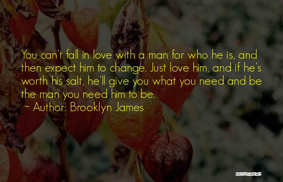 Brooklyn James Quotes 2250058