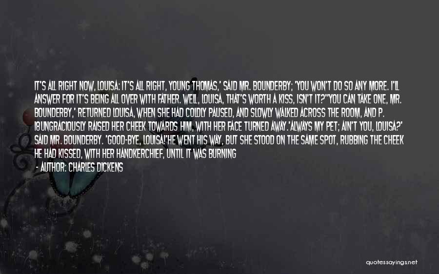 Brother Like Father Quotes By Charles Dickens