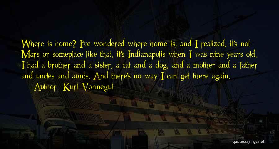 Brother Like Father Quotes By Kurt Vonnegut
