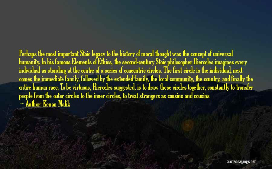 Brothers Famous Quotes By Kenan Malik