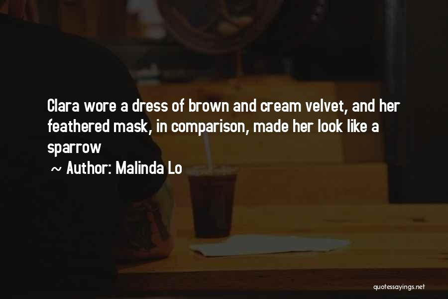 Brown Quotes By Malinda Lo