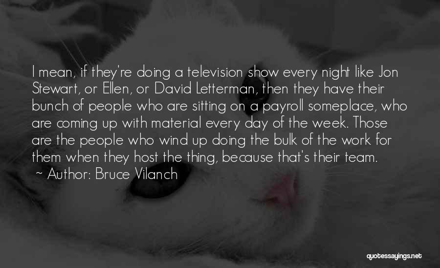 Bruce Vilanch Quotes 1827092