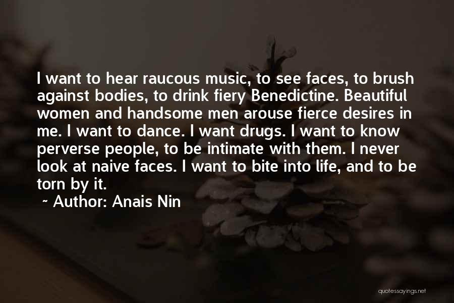 Brush Dance Quotes By Anais Nin