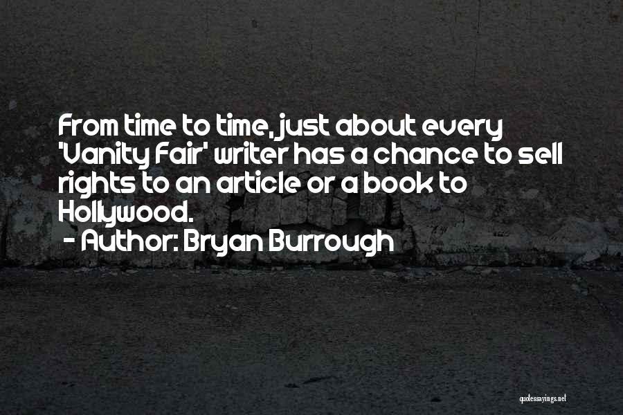Bryan Burrough Quotes 1499543
