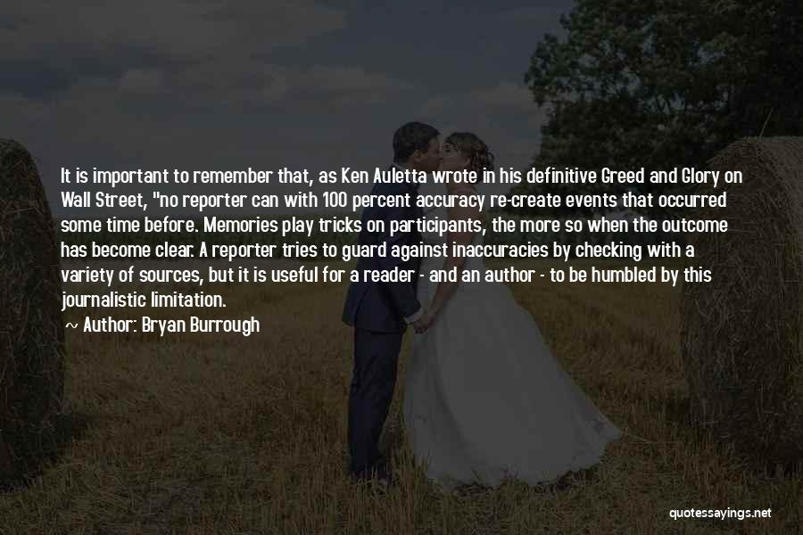 Bryan Burrough Quotes 212087