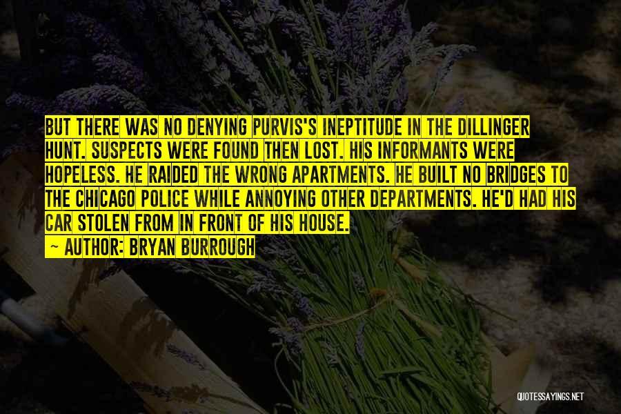 Bryan Burrough Quotes 612018
