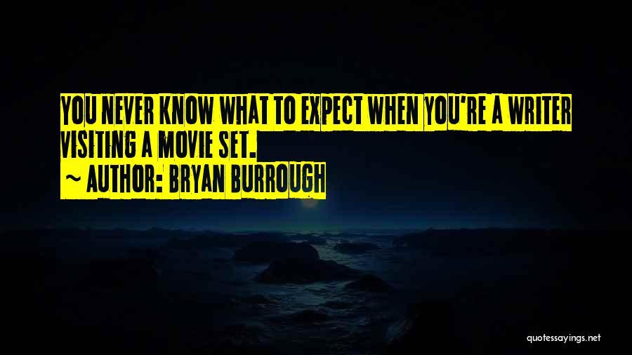 Bryan Burrough Quotes 95944