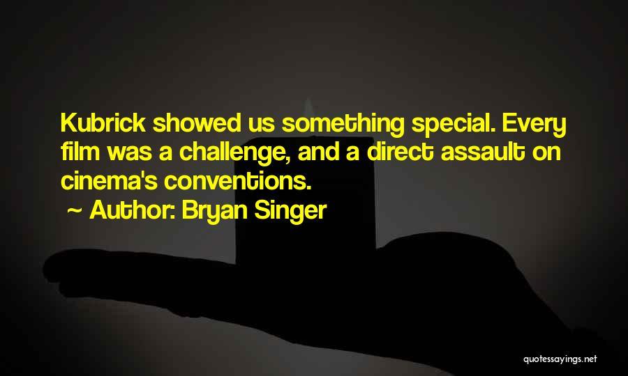 Bryan Singer Quotes 716292