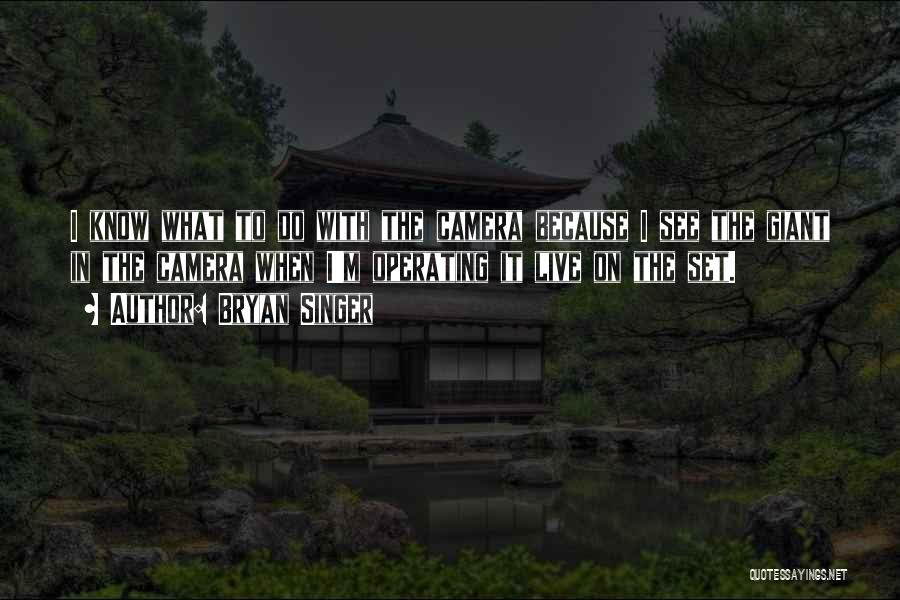 Bryan Singer Quotes 855321