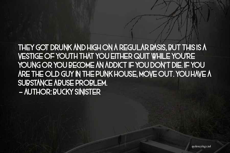 Bucky Sinister Quotes 1193916