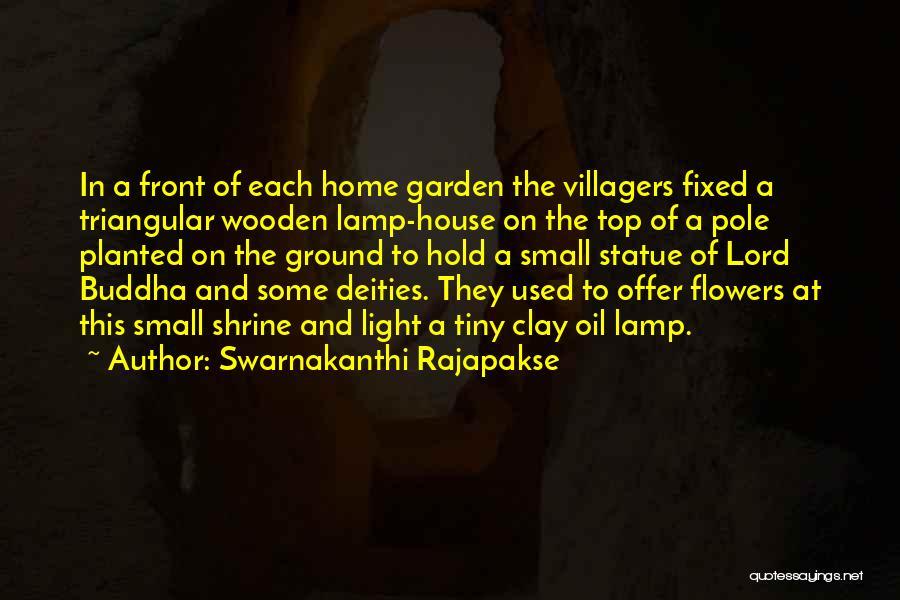 Buddha Top Quotes By Swarnakanthi Rajapakse