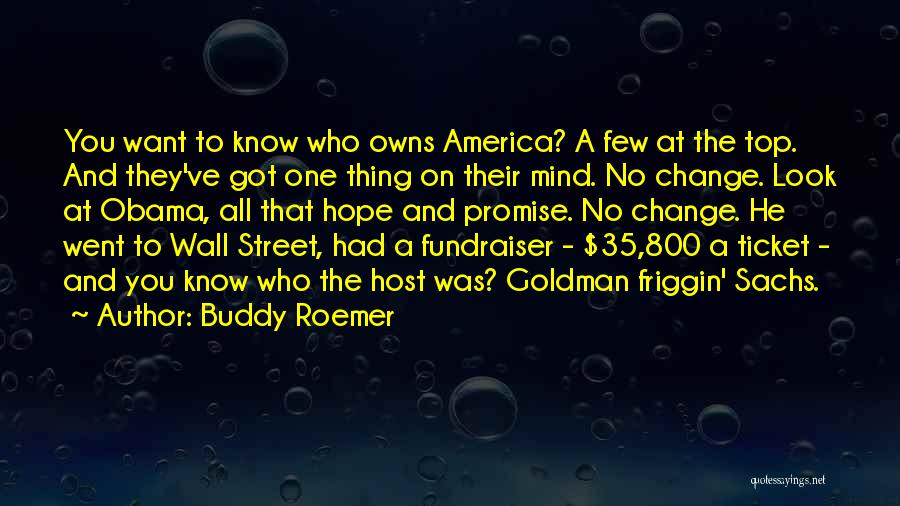 Buddy Roemer Quotes 1893932