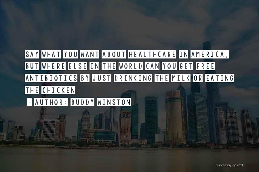 Buddy Winston Quotes 1554467