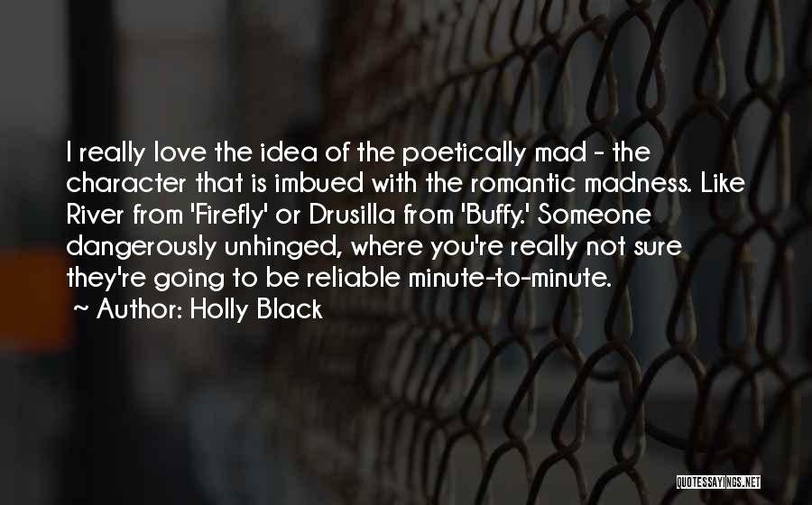 Buffy Love Quotes By Holly Black