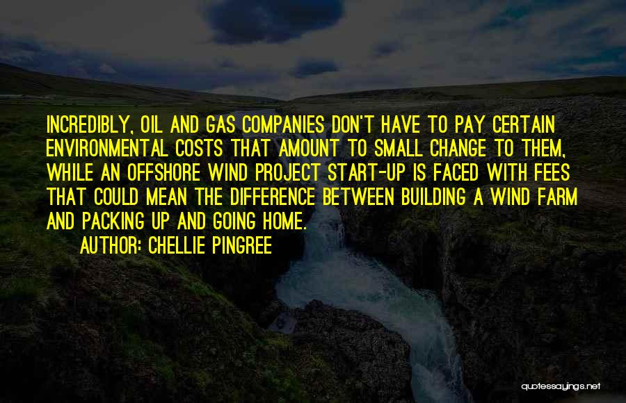 Building A Home Quotes By Chellie Pingree