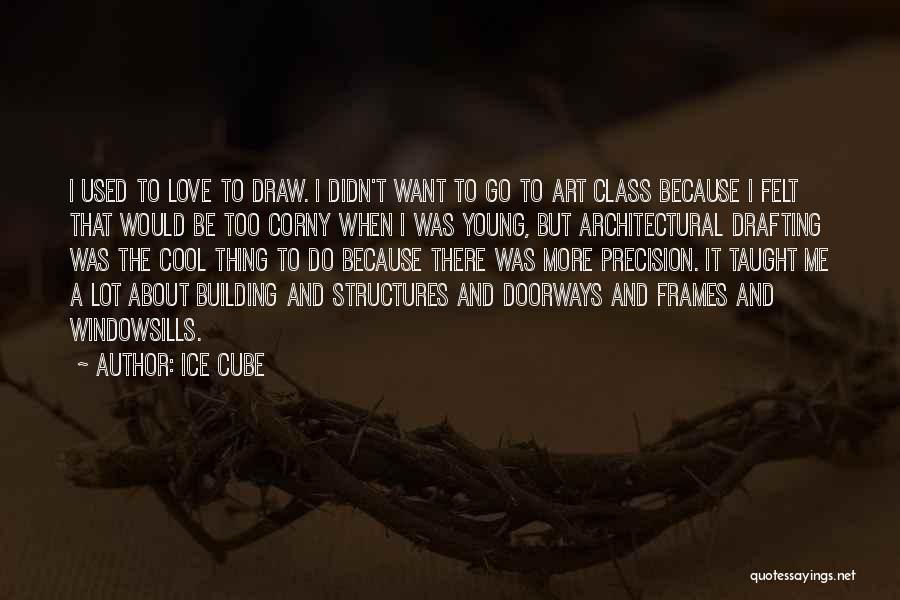 Building Structures Quotes By Ice Cube