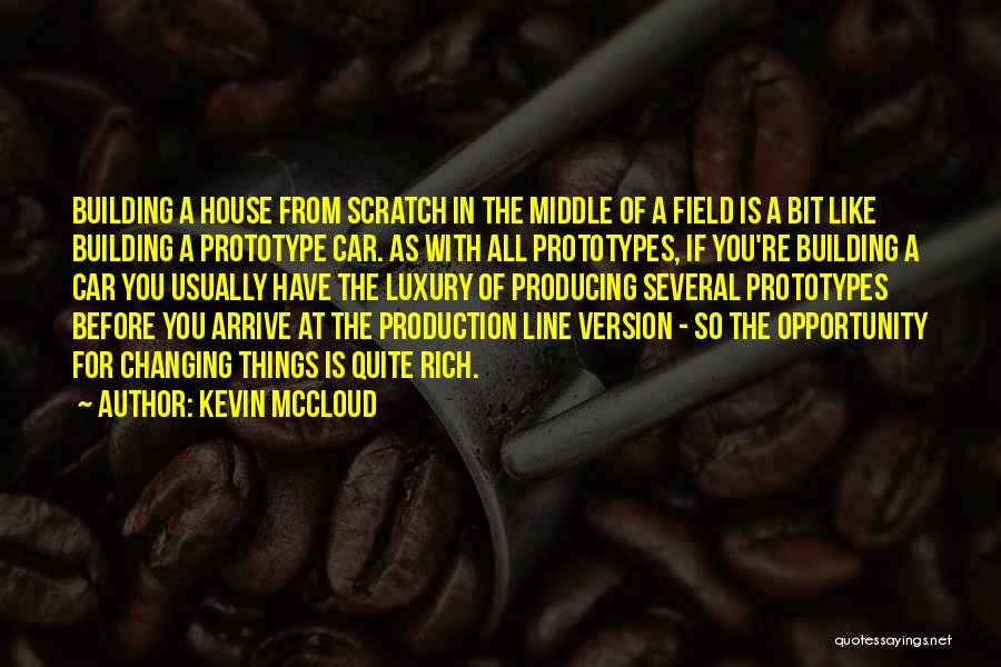 Building Your Own House Quotes By Kevin McCloud