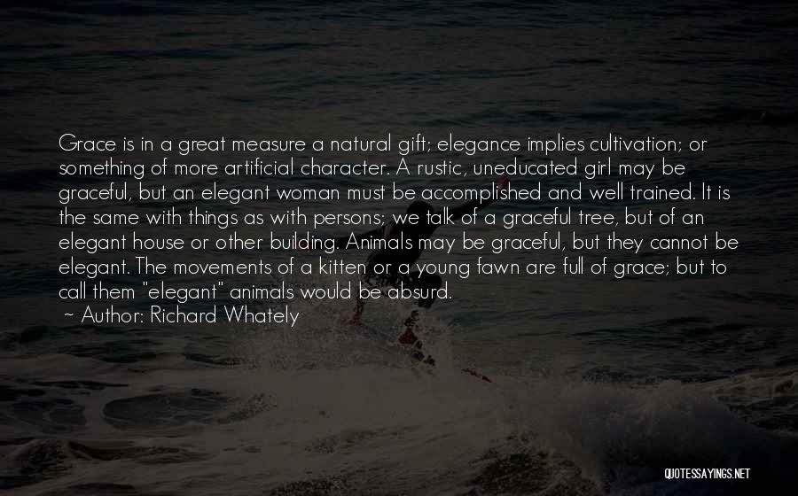 Building Your Own House Quotes By Richard Whately