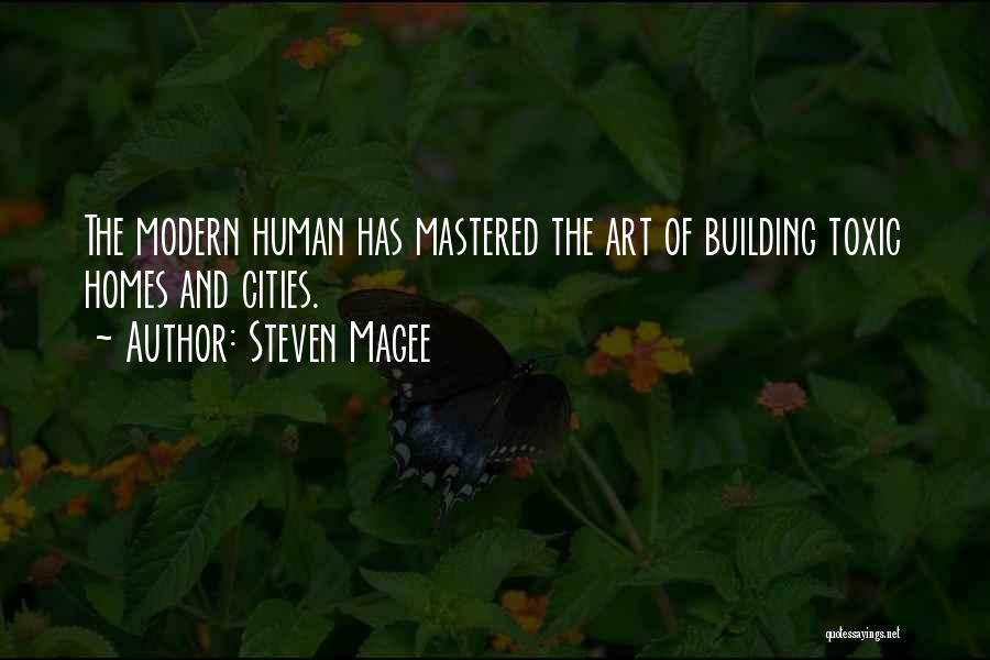 Building Your Own House Quotes By Steven Magee