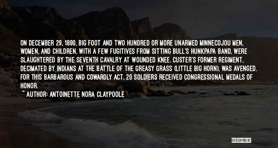 Bull Quotes By Antoinette Nora Claypoole