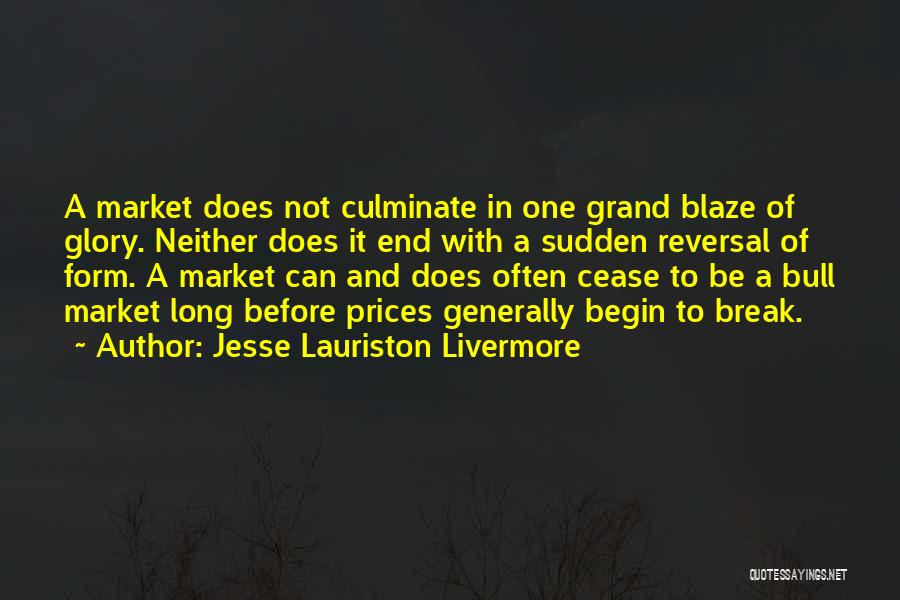 Bull Quotes By Jesse Lauriston Livermore