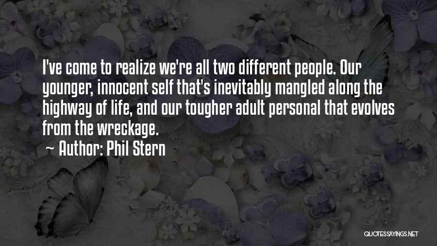 Bull Quotes By Phil Stern