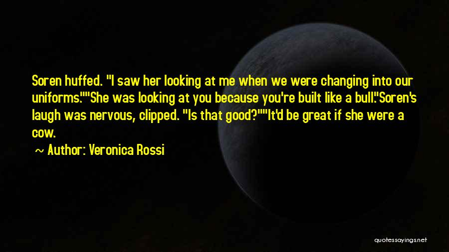 Bull Quotes By Veronica Rossi