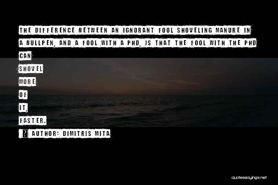 Bullpen Quotes By Dimitris Mita