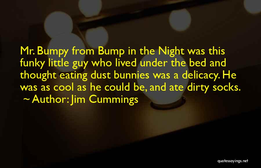 Bump In The Night Quotes By Jim Cummings