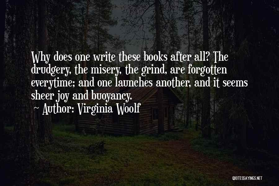 Buoyancy Quotes By Virginia Woolf