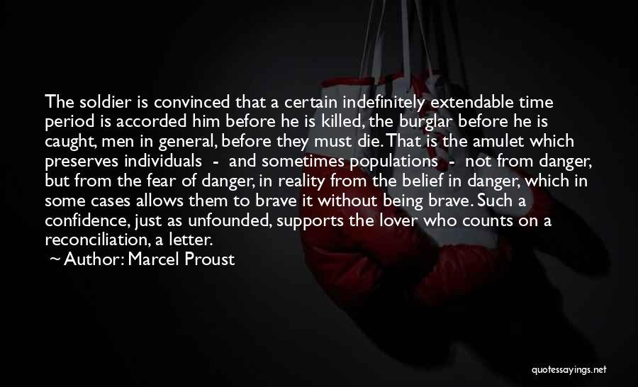 Burglar Quotes By Marcel Proust