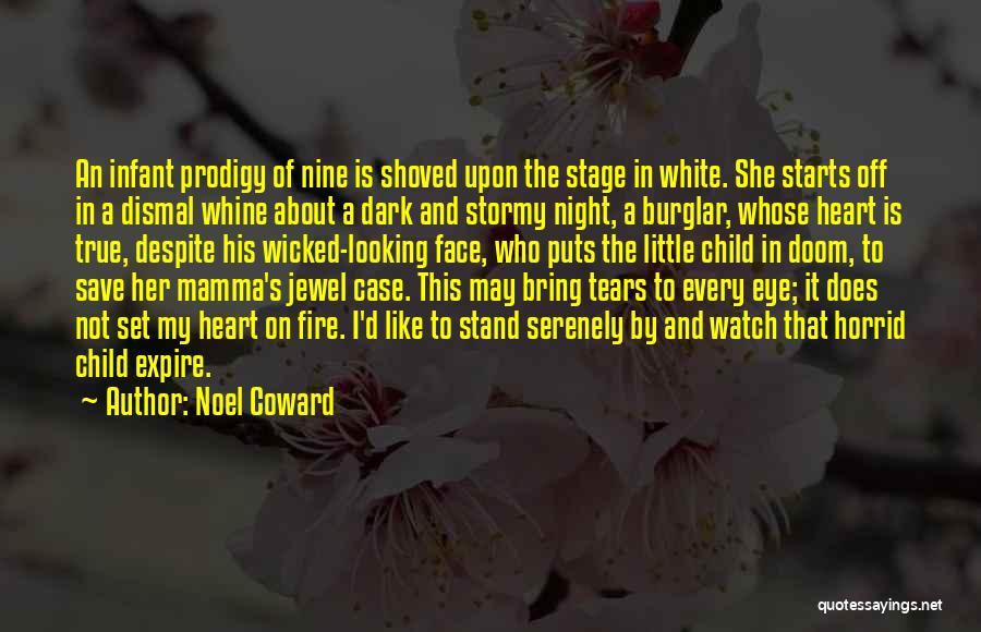 Burglar Quotes By Noel Coward