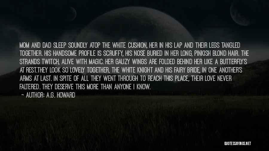 Buried Alive Quotes By A.G. Howard