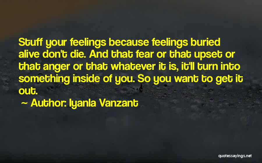 Buried Alive Quotes By Iyanla Vanzant
