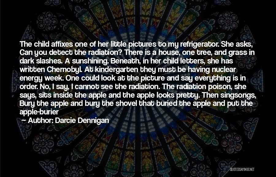 Buried Child Quotes By Darcie Dennigan