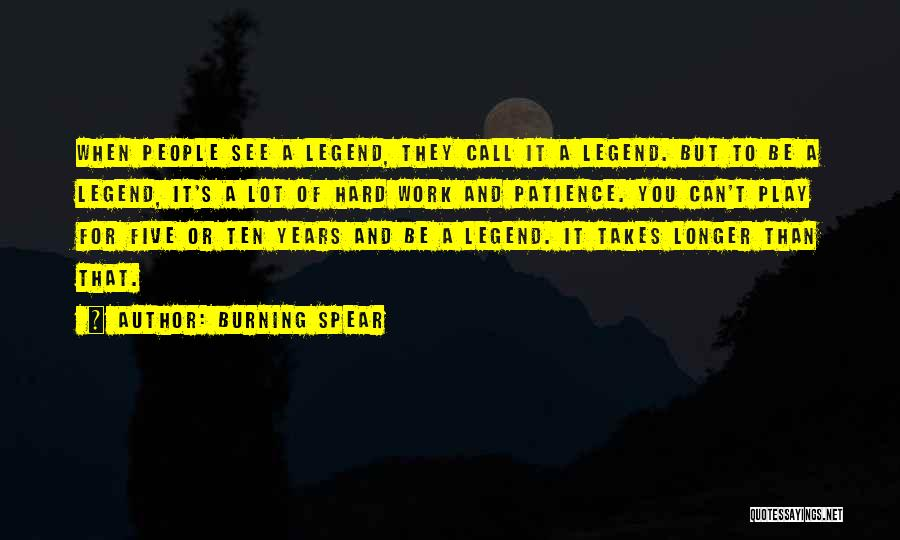 Burning Spear Quotes 130028