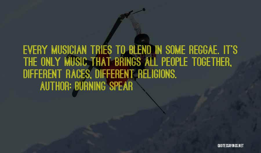 Burning Spear Quotes 367240
