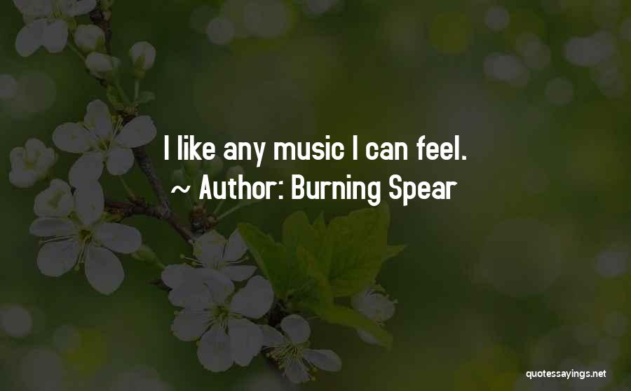 Burning Spear Quotes 89001