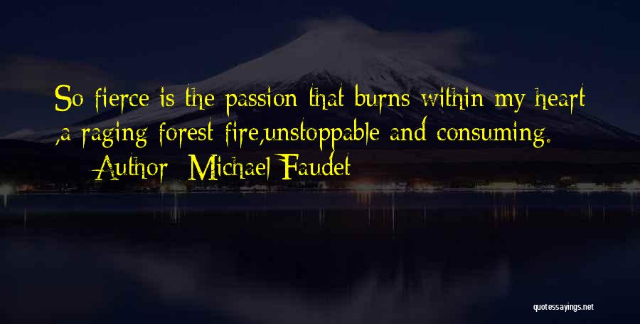 Burns Quotes By Michael Faudet