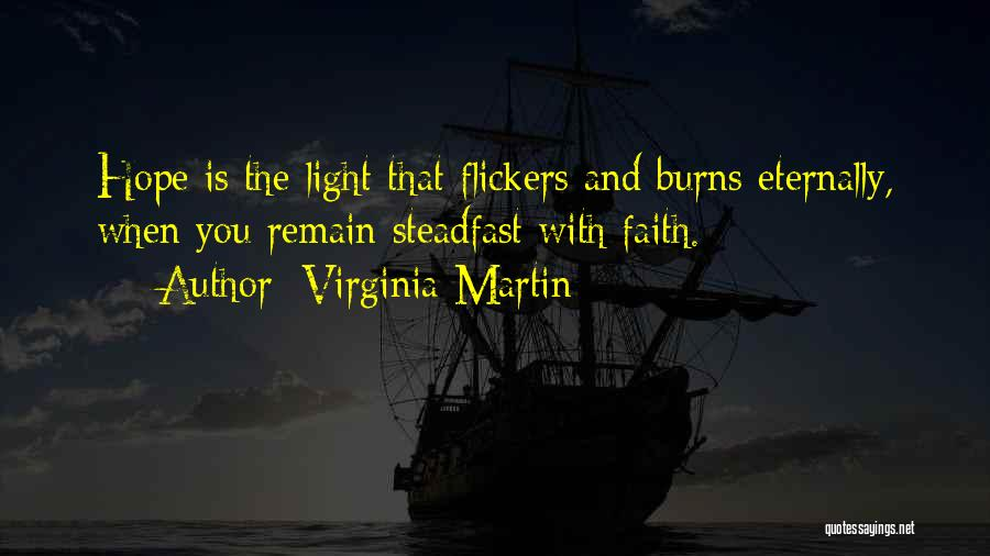 Burns Quotes By Virginia Martin