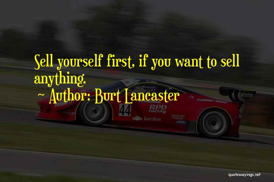 Burt Lancaster Quotes 1195956