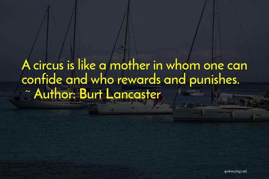 Burt Lancaster Quotes 890240