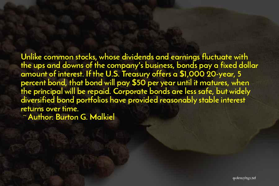 Burton G. Malkiel Quotes 1040386