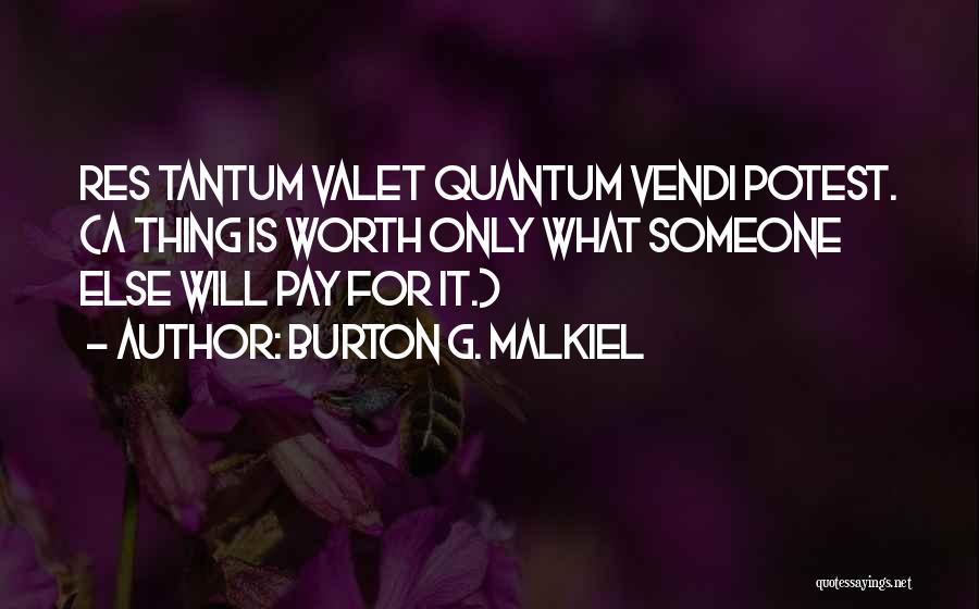 Burton G. Malkiel Quotes 2249451