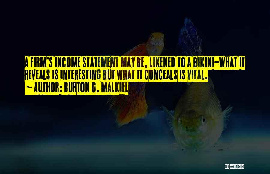 Burton G. Malkiel Quotes 544320