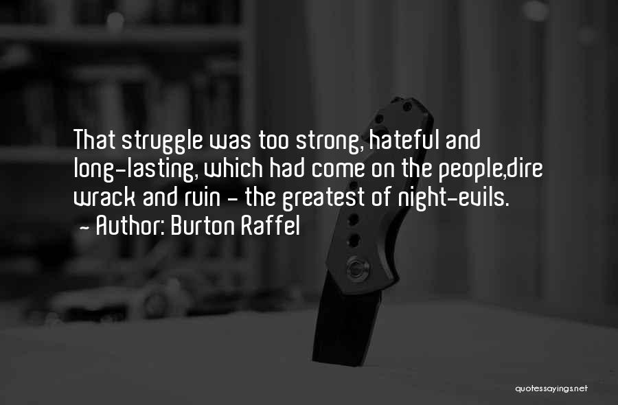 Burton Raffel Quotes 1546373