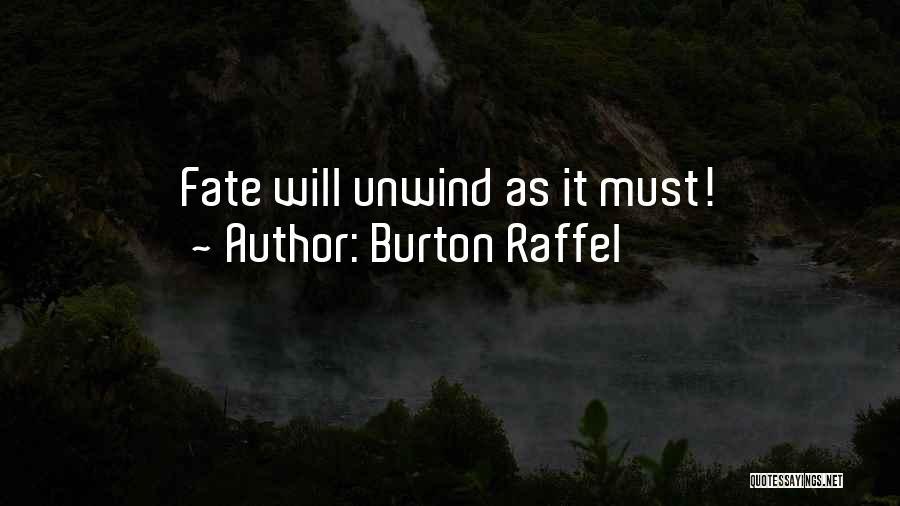 Burton Raffel Quotes 1554461