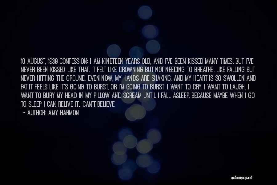 Bury Love Quotes By Amy Harmon