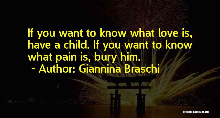 Bury Love Quotes By Giannina Braschi